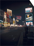 Time Square  New York  c1946