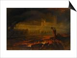 Le Pandemonium (Milton  Paradise Lost)