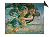 Birth of Venus  Detail: Mythological Couple