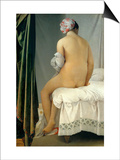 Bathing Woman (Baigneuse De Valpincon)  1806
