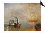 The Temeraire Towed to Her Last Berth (AKA The Fighting Temraire)