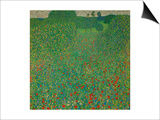A Field of Poppies  1907