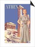 Athens 50's Fashion Tour I