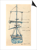 Carnet : bateau