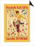Paulette Duval and Vaceslv Svoboda Dance