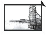 Amusement Park  Long Beach  California