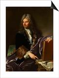 Robert de Cotte (1657-1735)  premier architecte du roi