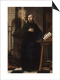 Saint Ignatius of Loyola Received the Name of Jesus