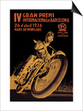 4th International Barcelona Grand Prix