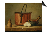 Still Life with Copper Vessel