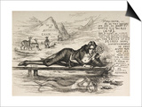 Oscar Wilde As Narcissus (With an Inscription)