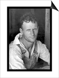 Floyd Burroughs  Cotton Sharecropper