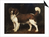 A Spaniel in a Landscape  1784