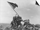 Iwo Jima Flag Raising