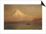 Sunrise on Mount Tacoma