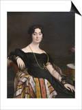 Madame Jacques-Louis Leblanc (Née Françoise Poncelle