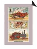 JI Case Threshing Machine Co  Racine  Wisconsin
