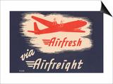 Airfresh Via Airfreight