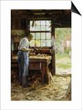 Village Carpenter  1899