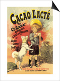 Cacao Lacte de Ch Gravier Superieur