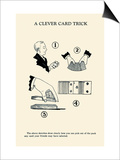 Cleaver Card Trick