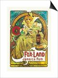 Fox-Land Jamaica Rum