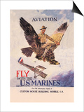 Fly with the US Marines