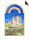 Le Tres Riches Heures Du Duc De Berry - September
