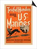 Teufel Hunden German Nickname for U S Marines