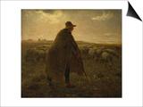 The Shepherd  Circa 1858-1862