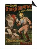 Cognac Otard Dupuy & Co  circa 1910