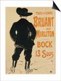Aristide Bruant  1893