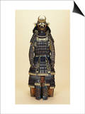 A Suit of Samurai Armour  the Kabuto Comprising a Fine Sixty-Two Plate Russet-Iron Sujibachi and…