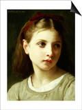 Une Petite Fille  1886