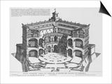 Palazzo Di Caprarola: the Garden of Rome