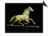Galloping Horse Weathervane  Circa 1890