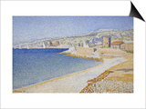 Jetty at Cassis  Opus 198