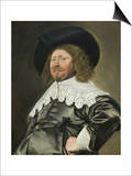 Portrait of a Man  Possibly Nicolaes Pietersz Duyst Van Voorhout (Born About 1600  Died 1650)