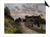The Path to Louveciennes 1876