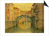 The Morning Sun  Venice