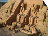 Ramses temple in Abu Simbel