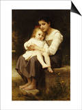 The Eldest Sister  1886
