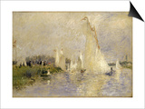 Regatta at Argenteuil