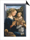 Madonna and Child with Angels