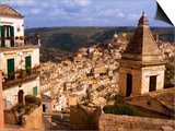 View Over Ragusa