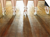 Feet of Ballerinas