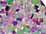 Fluorite minerals