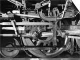 Lead Driver & Valve Gear  AT&SF No3751 from the Railroad Series