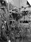 Cables on Early Computer