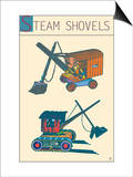 Steam Shovels